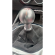 Metal ball gear knob
